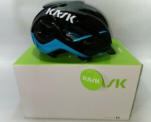 Kask Protone Road Helmet Black / Blue Small