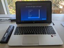 HP ENVY 15z-j100 CTO Notebook AMD A10-5750M 2.5GHZ16GB 800 HZ 1TB HD hard drive