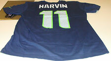 Seattle Seahawks Percy Harvin Name & Number XXL Shirt NFL Players Football