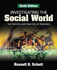 Investigating the Social World: The Process and Practice of Research, , 14129694