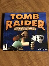 Tomb Raider: The Lost Artifact (Pc, 2000) Complete!