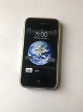 Apple iPhone 1st Generation  8GB - Black Silver (AT&T) A1203 (GSM) (IOS 1.1.4)!