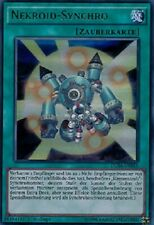 Yugioh Nekroid-Synchro DUSA-DE015 !Ultra Rare! near Mint! 1. Edition