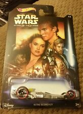 Hot Wheels Star Wars Attack of the Clones Nitro Scorcher #2