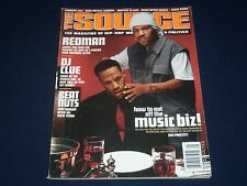 2001 MAY THE SOURCE MAGAZINE - REDMAN COVER - HIP HOP - RAP - K 490