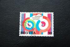 Schweiz, 1989, Fonoteca (gestempelt)