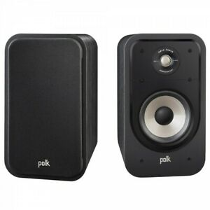 Polk Audio Signature S20E schwarz Paar