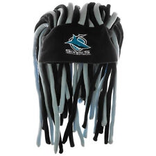 Cronulla Sharks NRL Dreadlock Dreadlocks Hat Cap Beanie Game Day Party Gift