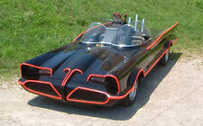 '66 BATMOBILE ~ BOB KANE & GEORGE BARRIS CREATION! NICE COLOR! F1