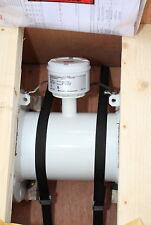 """ABB WaterMaster FEV181 150mm 6"""" Magnetic Flow Meter Modbus 210m3/hr Paperwork"""