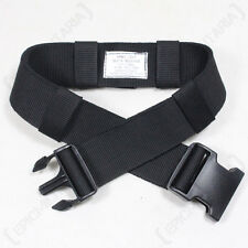 QUICK RELEASE Military Trouser BELT Army Tactical Canvas Webbing - Colour Option