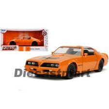 1 24 1977 Pontiac Firebird Metallic Orange Jada BIGTIME Muscle