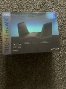 NETGEAR - Nighthawk AX6600 Tri-Band Wi-Fi Router *Brand New Sealed box*