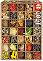 Spices 1000 Piece Jigsaw Puzzle By Educa 15524