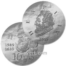 10 EURO ARGENT 2013 HENRI IV ROI DE FRANCE ET NAVARRE - BÉARN - TRÈS RARE!