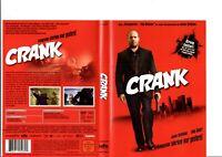 Crank (2007) DVD