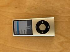 Apple iPod nano 4. Generation Grau (16GB)