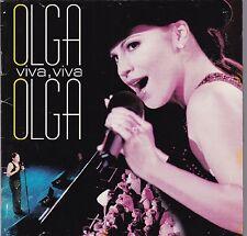 Olga Tanon Viva CD SIN CONTRA PORTADA
