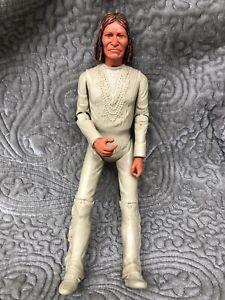 Vintage 1967 Louis Marx Geronimo Indian Native American Action Figure Toy