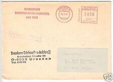 AFS, Dresdner Briefmarken-Auktion, seit 1958, o Dresden, 8023, 16.9.91