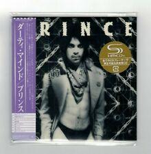 "PRINCE ""DIRTY MIND"" JAPAN Mini LP SHM-CD WPCR-13532 *SEALED*"