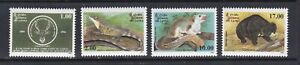 SRI LANKA1994 WILDLIFE MNH SET OF STAMPS