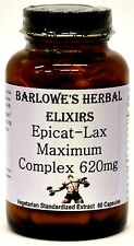 EPICAT- LAX MAXIMUM COMPLEX - Two Month Suppy - Build Lean Muscle, Stearate Free