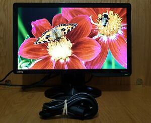 "BenQ 18.5"" inch Senseye technology Widescreen DVI VGA Monitor in original box"