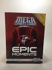 Mega Sport Camp Epic Moment Starter Kit Sports Ministry Outreach VBS Soccer