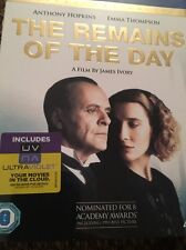 Remains of the Day (Blu-ray Region Free) Factory Sealed FAST SHIPPING
