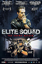 Elite Squad - The Enemy Within (Blu-ray, 2011)