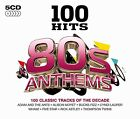100 GREATEST HITS ~ 80's / EIGHTIES ANTHEMS NEW SEALED 5CD SET HUNDRED CLASSICS