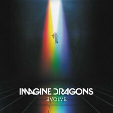 Evolve - Imagine Dragons (CD in Jewel Case, 2017, Interscope (USA))