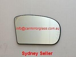 RIGHT SIDE MIRROR GLASS MERCEDES E200 E220 E270 E280 E300 E320 E400 W211 2002-06
