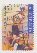 Football Australian Decimal Individual Stamps