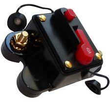 40A 12V 24V 32V 48V fusible automatique disjoncteur 78x52x37mm IP67 ampli auto