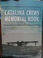 Australian WW2 Catalina Crews Memorial Catalina Famous Flying Boat New Book