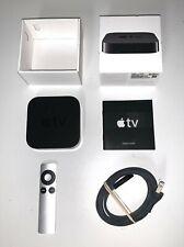 Apple TV 3rd Gen HD Media Streamer A1427 & Remote