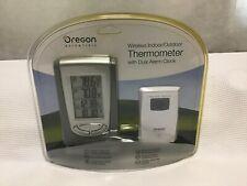Oregon Scientific Wireless Indoor/Outdoor Thermometer