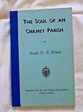 The Soul of an Orkney Parish 1972 - Stuart D. B. Picken