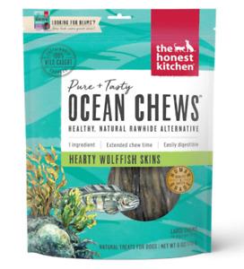 The Honest Kitchen Ocean Chews Grain Free Dog Chew Treats – Natural Human Grade