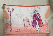 KERRIE HESS For LANCÔME Zipped Pouch/Makeup/Bag Organiser/Toiletry Bag