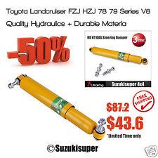 Heavy Duty Steering Dampener Landcruiser Toyota 76 78 79 Series V8 4WD 9/99-2012