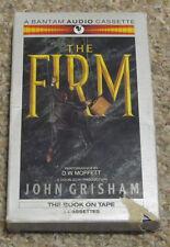 The Firm by John Grisham 1991 Abridged Audio Book on Cassette D.W. Moffett