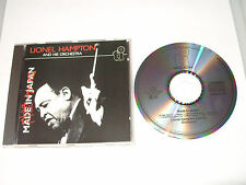 LIONEL HAMPTON AND HIS ORCHESTRA - MADE IN JAPAN - 8 TRACK cd 1989 Ex/Nr Mint