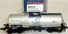 Telemática on Rail Vagón cisterna DB Electrotren 5876k H0 1/87
