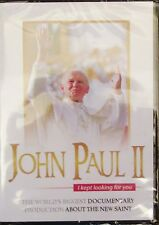 POPE JOHN PAUL II: I KEPT LOOKING FOR YOU (NOW SAINT JOHN PAUL II) DVD