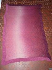 Foulard en soie dégradé rose femme TORRENTE
