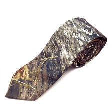 Men's Skinny Mossy Oak Camo Dress Neck Tie Camouflage X LONG  Big Tall FREE SHIP