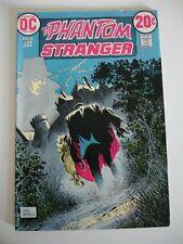 DC THE PHANTOM STRANGER No 22 Dec 1972